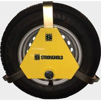"""Stronghold Apex Triangular Wheel Clamp (15"""" - 18""""), NO COLOUR/22"""