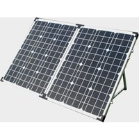Falcon 100W 12V Folding Solar Panel for Caravan or Motorhome, NO COLOUR/PANEL