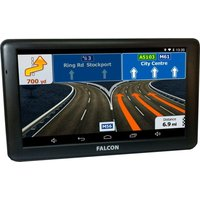 "Falcon Camper Plus 7"" Sat Nav, NO COLOUR/NAV"