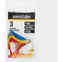 Westlake 3 HOOK FEATHER RIG 2, NO COLOUR/0