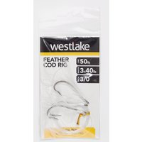 Westlake 3 HOOK COD FEATHER 3, NO COLOUR/0