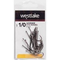 Westlake 20Pk Worm Hooks Sz 1/0