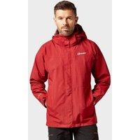 Berghaus Mens Maitland Gore-tex Ia Waterproof Jacket  Red