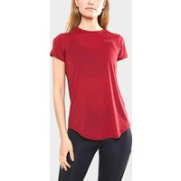 Craft Women's Charge SS RN Tee, Red/WOMENS