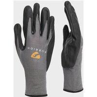 Aubrion All-purpose Yard Gloves  Grey/black