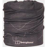 Berghaus Unisex Multi Contour Neck Gaiter  Dark Grey