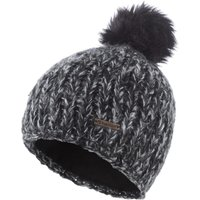 Hi Gear Kids Bear Pom Pom Hat - Size: M-l - Colour: Grey