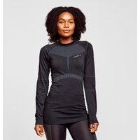 Craft Women's Active Intensity Long Sleeve Baselayer Top, BLK/BLK