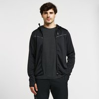 Craft Men's Eaze FZ Sweat Hood Jacket, Black/M