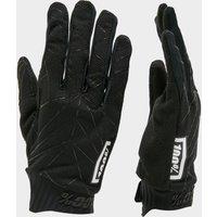 100% Ridefit Gloves, Black/BLK