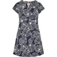 Weird Fish Weird Fish Women's Reve Tunic with Print, NVY/NVY