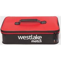 Westlake Solid Lid 5pc Bait Case Set, Black