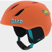 GIRO Kids' Launch Snow Helmet, Orange/ORG