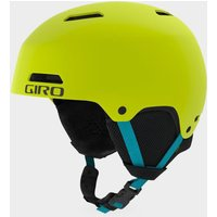 GIRO Kids' Crue Snow Helmet, Yellow/YEL
