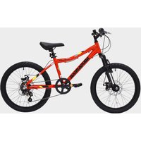 "Barracuda Kids' 20"" Flare Mountain Bike, RED/RED"