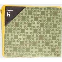 HI-GEAR Hampton 8 Deluxe Carpet, GRY/GRY