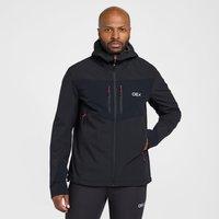 Oex Mens Stratosphere Softshell Jacket  Grey