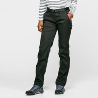 Craghoppers Women's Kiwi Pro Stretch Trousers (regular), Black/BLK