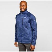 Craghoppers Men's Cranston Full Zip Fleece, Blue