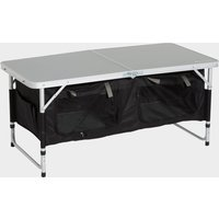 HI-GEAR Storage Table, BLK/BLK