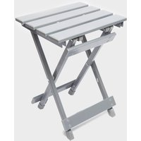 Eurohike Carson Aluminium Side Table, BLACK/GRY