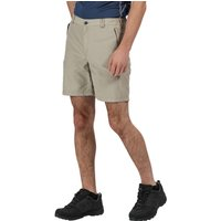 Regatta Mens Leesville II Walking Shorts, Beige/BEI