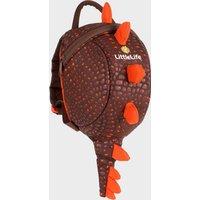 LITTLELIFE Dinosaur Toddler Pack with Rein, Orange