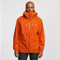 Rab Mens Spark Jacket, Orange