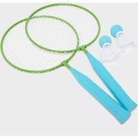 HI-GEAR Badminton Set, Blue/MUL