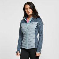 Dare 2B Womens Obstinacy II Hybrid Jacket, Blue/Grey