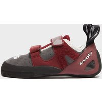 EVOLV Elektra Climbing Shoes, RED/GRY