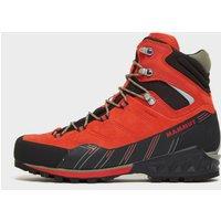 Mammut Men's Kento Guide High GORE-TEX Mountain Boots, Red