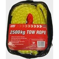 Maypole 3.5m X 2500kg Tow Rope, YELLOW/YEL