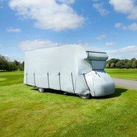 GROVE Motorhome Cover 750cm-800cm, Grey