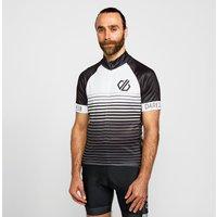 Dare 2B Dare 2b Men's AEP Alternation Cycling Jersey, Black/BLK