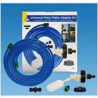 PENNINE Universal Mains Water Adapter Kit, Blue