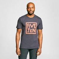 adidas Five Ten GFX T-Shirt, Black