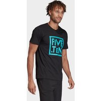 adidas Five Ten GFX T-Shirt, Black/BLK