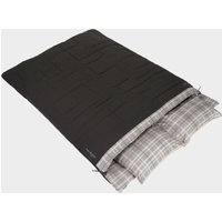 VANGO Selene King Size Double Sleeping Bag, Grey/Black