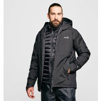 Peter Storm Mens Tech Insulated Jacket, BLACK/BLACK