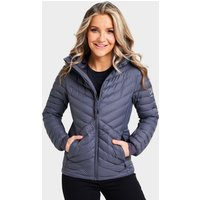 North Ridge Womens Journey Insulated Jacket, Grey