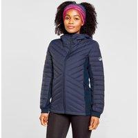 North Ridge Womens Intuition Jacket, Blue