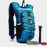 Compass Hydration Pack, Blue/Blue