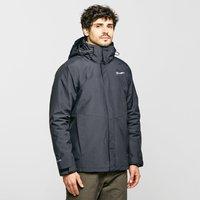 Berghaus Mens Maitland GORE-TEX IA Waterproof Jacket, GREY/GREY