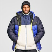 Berghaus Men's Ronnas Reflect Jacket, NAVY/BLUE