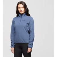 Berghaus Womens Hendra Half-zip Fleece  Blue
