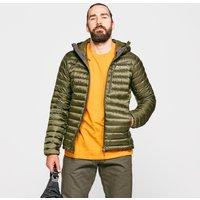 Montane Mens Featherlite Jacket, DARK GREEN/DARK GREEN