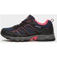 Hi Tec Womens Typhoon Waterproof Shoes  Navy