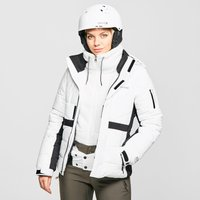 Protest Womens Becca Snow Jacket, White