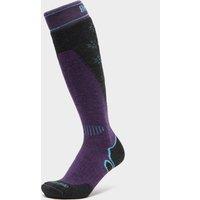 Brasher Fellmaster Womens Walking Socks - Size: 3-4 - Colour: Blue